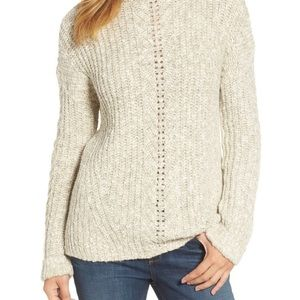 Lucky Brand Winter knit Pullover Sweater XL